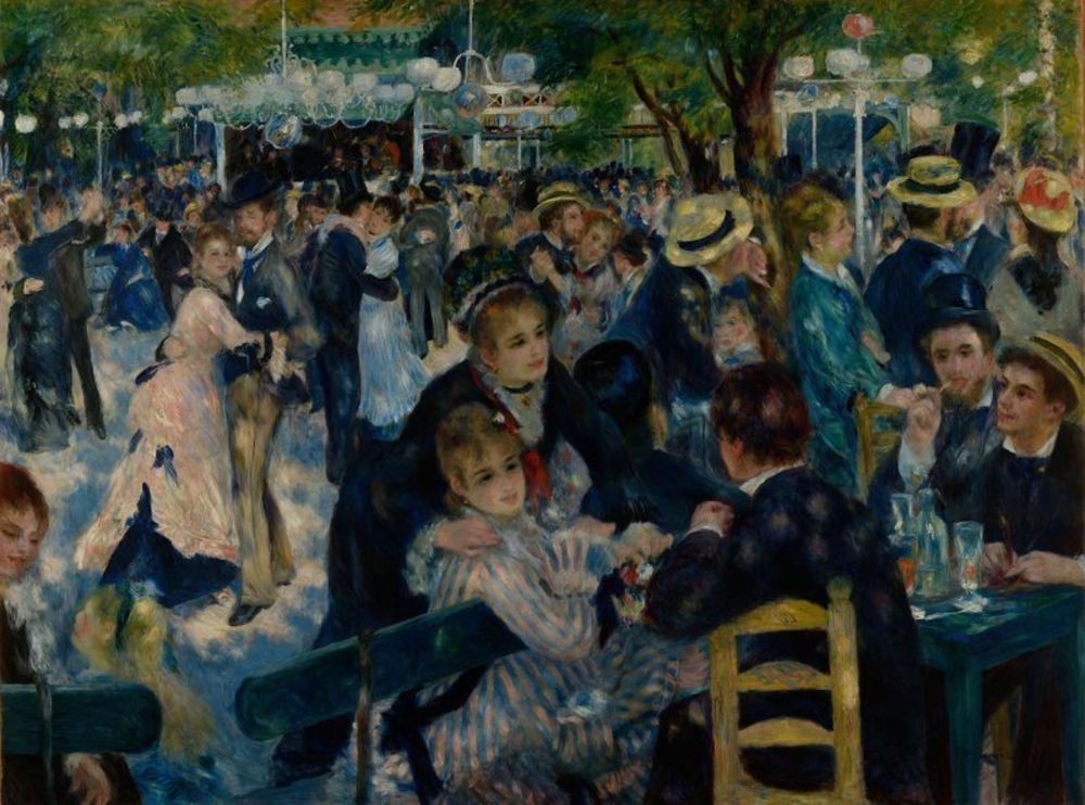 Auguste Renoir - Dance at Le Moulin de la Galette.jpg